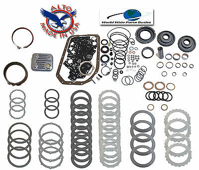 4L80E Transmission Rebuild Kit Heavy Duty Stage 5 1997-UP