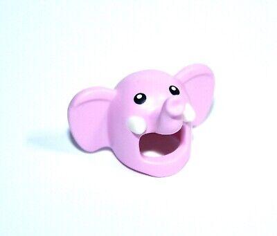 1x LEGO® Minifiguren-Maske Elefant Kopfbedeckung Kostüm 35857pb01 NEU - Elefantenkopf Maske