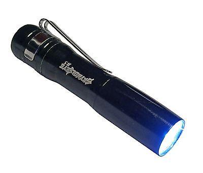 Cree 300 Lumen Aa Xpe R3 Led Lamp Clip Mini Handheld Penlight Flashlight Torch