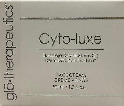 glo therapeutics Cyto-Luxe Face Cream - 50 ml / 1.7 oz (New in Box)