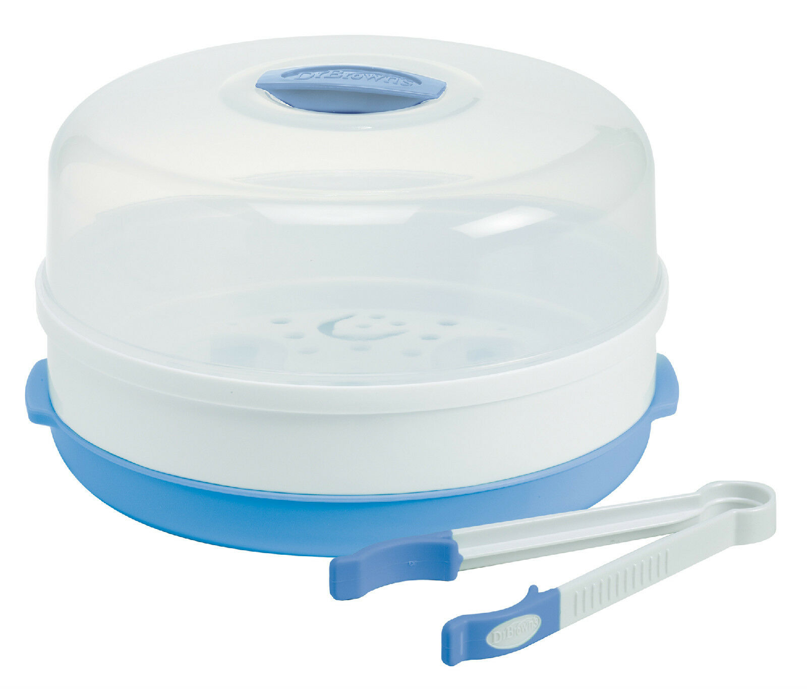 Dr. Brown's Microwave Steam Sterilizer - colors as shown, on