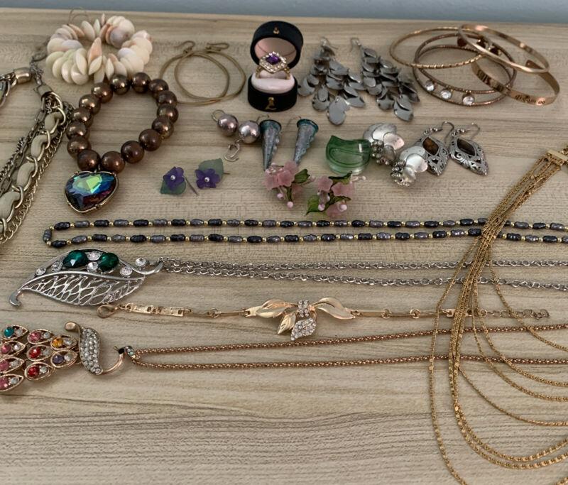 Estate Jewelry Lot Grandma