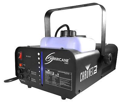 Chauvet - H1302 Wasserbasis Nebelmaschine mit Kabelfernbedienung (Wasser Nebel Maschine)