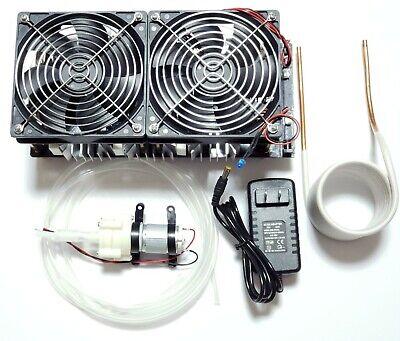 2700w Zvs Induction Heating Board Module Flyback Driver Heater Tesla Coil Fan