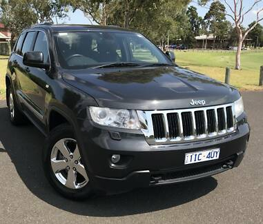 2011 Jeep Grand Cherokee Laredo Auto 4x4 Rego + Rwc included