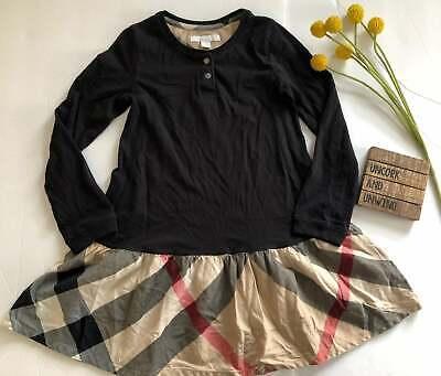 Burberry girl Dress black size 6