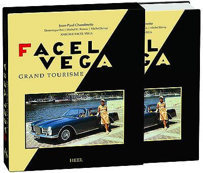 Große Französisch Geldbörse (Facel Vega Der große französische Grand Tourisme Modelle Geschichte Typen Buch)