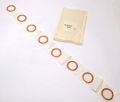 Agilent Fg-0275-ci Copper Gasket 2 Conflat Flange Indivually Sealed 8pcs New