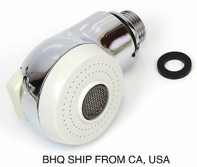 Quality Spa (HIGH QUALITY 2 FUNCTIONS SPA PEDICURE SPRAYER HEAD WITH CONTROL)