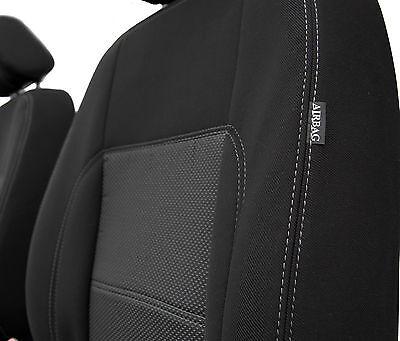 Autositzbezüge Erjot2010 Universal Vordersitzbezüge für Bus Fiat Ducato III 11