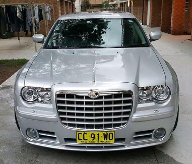 2007 Chrysler 300C Sedan Brighton-le-sands Rockdale Area Preview