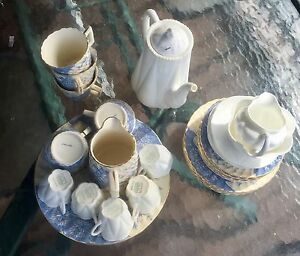 Shelley  and Melita English crockery Murarrie Brisbane South East Preview