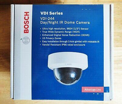 Bosch Vandal-resist Ir Outdoor Indoor Advanced Security Surveillance Dome Camera