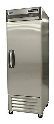 Nor-lake Nlr23-s 23cuft Stainless Steel Single Door Reach In Refrigerator