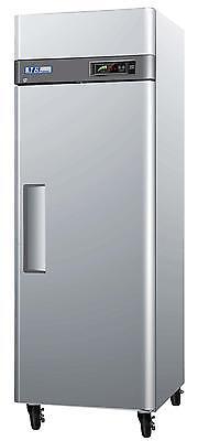 Turbo Air M3f24-1 24cf Solid Door Reach In Freezer Stainless Steel