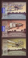 Australia 2010 Alimentato Volo Set Di 3 Pregiato Usato -  - ebay.it