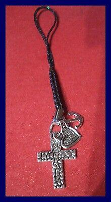 Liebe Glaube Hoffnung Handyanhänger Schlüsselanhänger Taschenanhänger NEU  (b69)