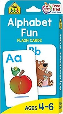 Alphabet Fun Flash Cards Kindergarten Lowercase Letters Kids Learning Spelling - Alphabet Flash Cards