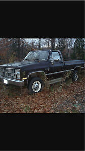 Looking for old chevy or dodge, even ford!