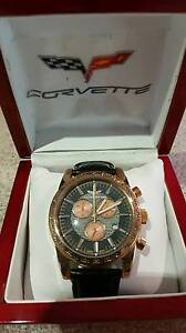 Classic Corvette Watch model C6-20LB GM TM Wentworth Falls Blue Mountains Preview