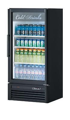 Turbo Air 9.3 Cu.ft Commercial Cooler Merchandiser With 1 Glass Door Tgm-10sd