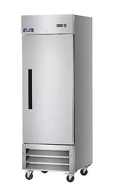 Arctic Air Af23 23 Cu.ft Reach-in Freezer 1 Solid Door Stainless Exterior