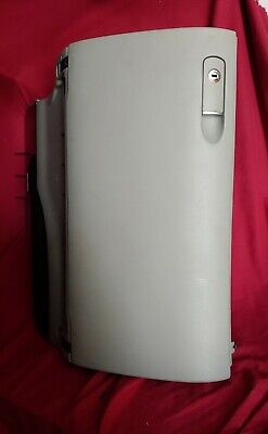 ✅OEM Audi 2002 - 2008 B6 B7 A4 S4 RS4 gray glove box assy Great Condition! 08 09