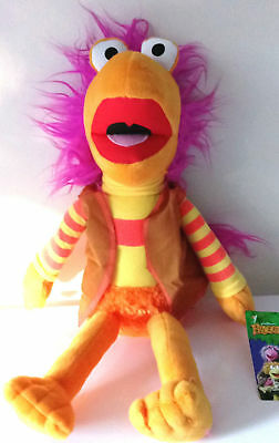 Fraggle Rock Muppets Gobo 10'' Plush Stuffed Toy .Licensed. NWT. USA - Rock Toys