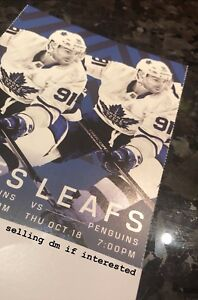 Leafs Tickets For Sale