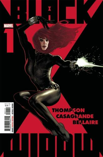 BLACK WIDOW 2020 SERIES LISTING (#7 8 9 10 11 AVAILABLE/VARIANTS/YOU PICK)