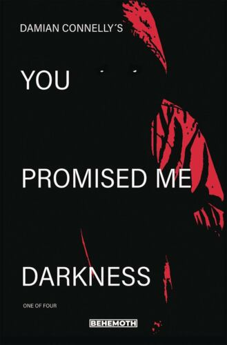 You Promised Me Darkness #1 Cover A Sebastian 2021 Behemouth