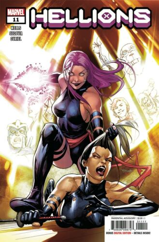 Hellions #11 HICKMAN X-Men 2021
