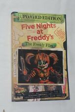 Five nights at freddys the freddy files book