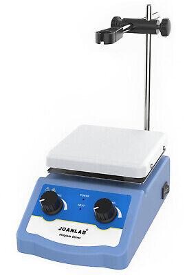 Joanlab Magnetic Hotplate Stirrer Laboratory Stirring With Heating 1l 0-1600rpm