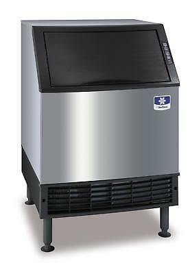 Manitowoc Uyf-0140a 137lb Neo Series Undercounter Half Dice Ice Machine - Air