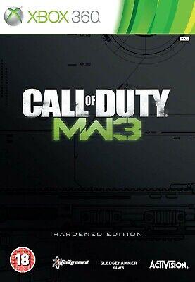 Call of Duty Modern Warfare 3 : Hardened Edition, MW3, Xbox 360...