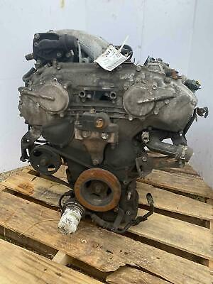 Engine Motor Assembly 3.5 NISSAN QUEST 05 06 07 08 09