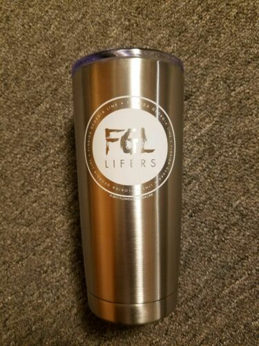 Florida Georgia Line Cup Container Beverage 2017 Lifers Tour Brand New 7.5