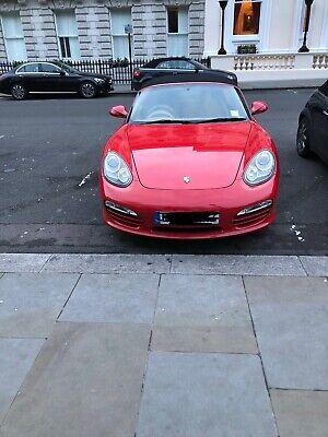 Porsche 987 Gen II Guards Red