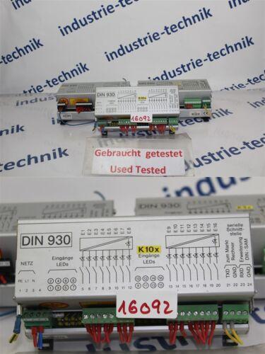 Refrigeration Technology Din 930 Din930