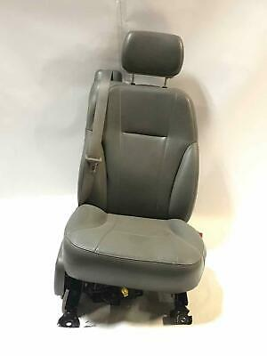 2003 Trail Blazer Front Right Passenger Power Leather Bucket Seat Assembly