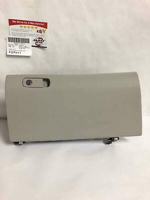 07-2011 ACURA MDX GLOVE BOX W/LATCH & BRACKETS GRAY TRIM CODE=B *FREE SHIPPING