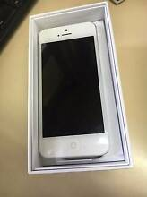 Apple iPhone 5S 64GB   -Silver Adelaide CBD Adelaide City Preview