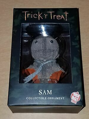Trick Or Treat Sam (Trick 'R Treat Sam Trick or Treat Studios Horror Ornaments)
