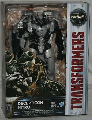 transformers the last knight nitro voyager MISB Brand New In Package