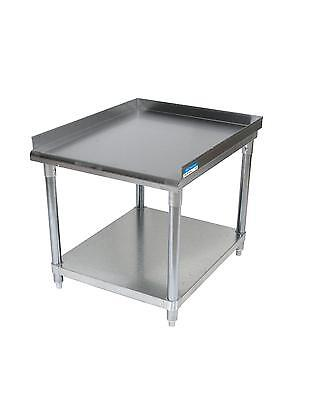 Bk Resources Vets-1530 Economy 15 X 30 Stainless Kitchen Equipment Stand