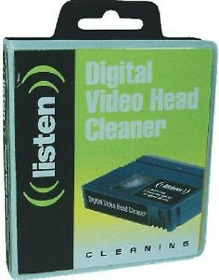 Mini DV Head Cleaner Cleaning Tape For Mini Dv Camcorders - BRAND NEW