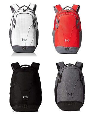 Under Armour UA Team Hustle 3.0 Backpack Water Resistant - Pick a Color