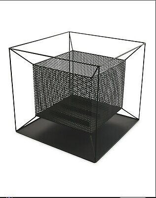 Gardenline Contemporary Fire pit Square Fire Basket✅🚚 Fast & FREE Shipping