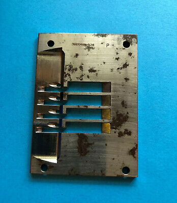 Nos 304198-0-11-rimoldi Throat Plate-free Shipping